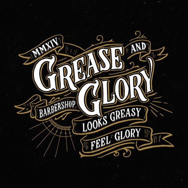 Grease & Glory Barbershop